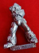 OOP metal Devastator Space Marine Torso Body B (1992)